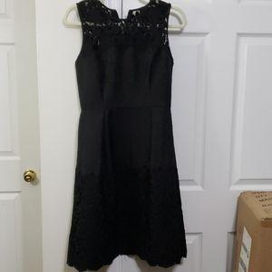 White house black market black dress lace combo 6